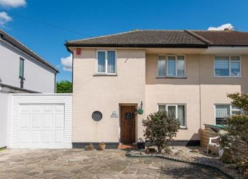 Thumbnail 3 bed semi-detached house for sale in Robinson Avenue, Goffs Oak, Waltham Cross, Hertfordshire