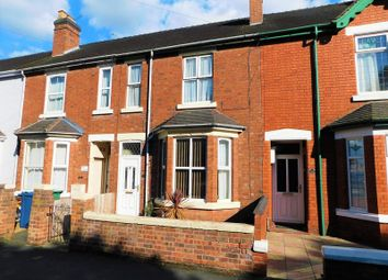 Thumbnail 2 bed terraced house for sale in Oxford Gardens, Stafford