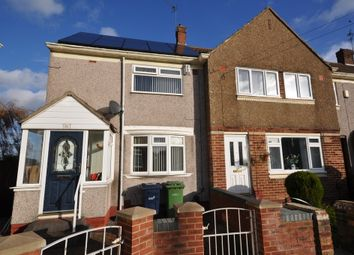 Thumbnail 2 bed semi-detached house to rent in Riddings Road, Redhouse, Sunderland