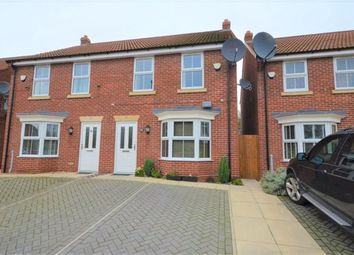 Thumbnail 3 bed semi-detached house to rent in Mulberry Gardens, Goole