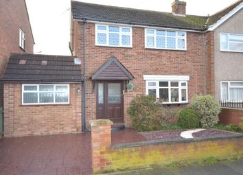 Thumbnail 3 bed property to rent in Lucas Avenue, Chelmsford
