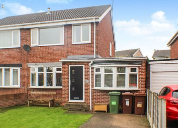 Thumbnail 3 bed semi-detached house for sale in Jerry Clay Drive, Wrenthorpe, Wakefield