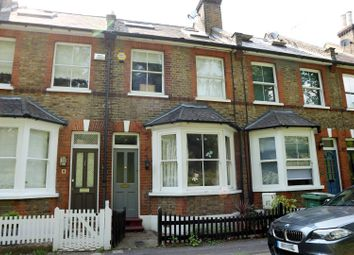 Thumbnail 3 bed terraced house to rent in Station Road, Claygate, Esher