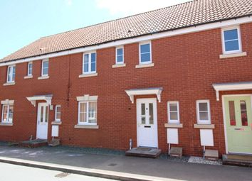 Thumbnail 3 bed terraced house for sale in The Hawthorns, Hereford