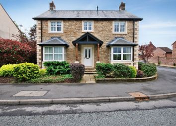 Thumbnail 4 bed detached house for sale in Hadrians Rise, Haltwhistle