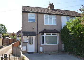Thumbnail 1 bed maisonette for sale in Ruxley Close, West Ewell, Surrey