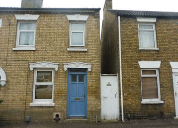 Thumbnail 3 bed terraced house for sale in Whalley Street, Peterborough