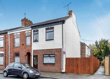 Thumbnail 3 bedroom end terrace house for sale in Lee Street, Holderness Road, Hull