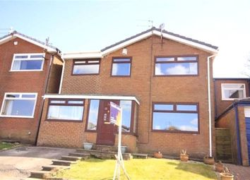 Thumbnail 4 bed detached house for sale in Lobden Crescent, Whitworth, Rochdale