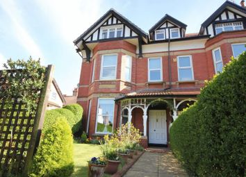 Thumbnail 1 bed flat for sale in Victoria Drive, West Kibry, Wirral