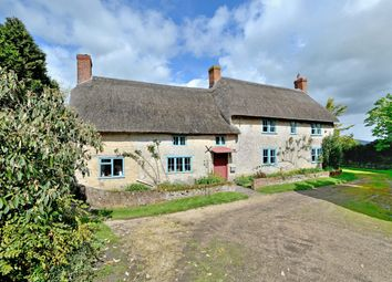 Thumbnail 4 bed farmhouse for sale in Higher Farm House, Margaret Marsh, Shaftesbury, Dorset
