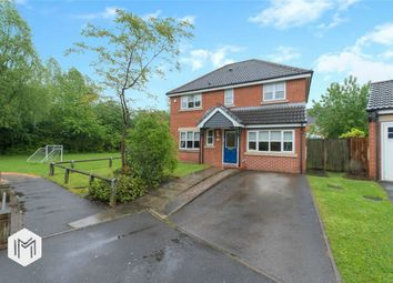 Thumbnail 4 bed detached house for sale in Columbine Way, St Helens, Merseyside