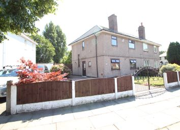 Thumbnail 3 bed semi-detached house for sale in Lowerson Road, Liverpool, Merseyside
