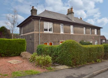 Thumbnail 2 bed flat for sale in Murrell Road, Aberdour