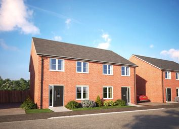 Thumbnail 3 bed semi-detached house for sale in Sorby Row, Waverley, Rotherham