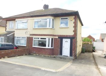 Thumbnail 3 bedroom semi-detached house for sale in Callicroft Road, Patchway, Bristol