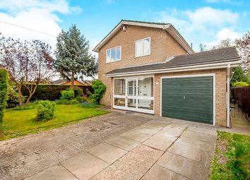 Thumbnail 3 bedroom detached house for sale in Oakley Close, Wisbech