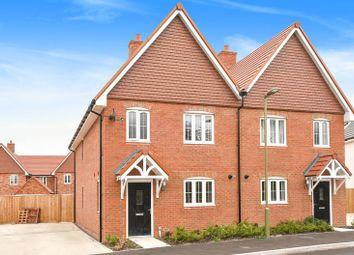 Thumbnail 3 bed semi-detached house for sale in Steventon Storage Facility, Hanney Road, Steventon, Abingdon
