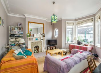 Thumbnail 3 bedroom flat to rent in Hanover Road, Brondesbury Park, London