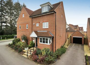Thumbnail 4 bed semi-detached house for sale in Loxfield Close, East Grinstead
