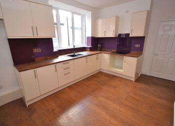 Thumbnail 2 bed terraced house for sale in Kensington Road, Stoke-On-Trent