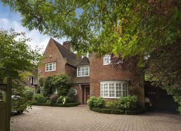Thumbnail 6 bed detached house for sale in Hampstead Way, Hampstead Garden Suburb, London