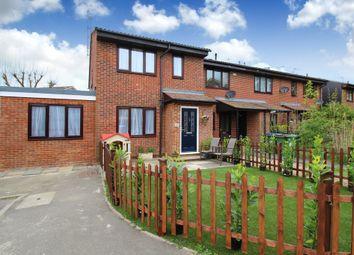 Thumbnail 2 bed end terrace house for sale in Swann Way, Broadbridge Heath, Horsham