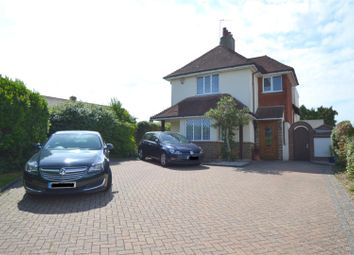 Thumbnail 4 bed detached house for sale in Eastbourne Road, Willingdon, Eastbourne