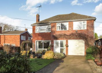 Thumbnail 4 bedroom detached house for sale in Frognall, Deeping St. James, Peterborough