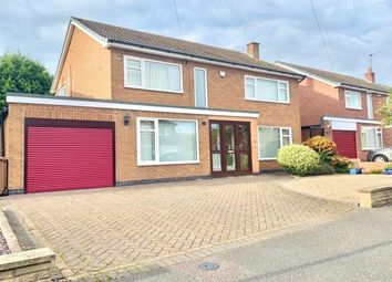 Thumbnail 4 bed detached house to rent in Normanby Road, Nottingham