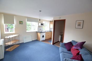 Thumbnail 1 bed flat to rent in Stamford Court, Macclesfield, Cheshire