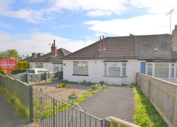Thumbnail 2 bedroom semi-detached bungalow for sale in Library Road, Parkstone, Poole