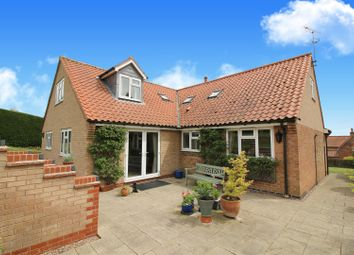 Thumbnail 5 bed detached house for sale in Bleasby Road, Thurgarton, Nottingham