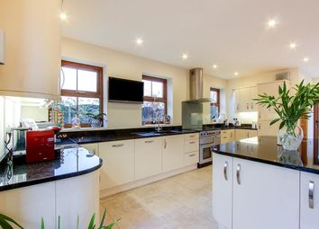 Thumbnail 4 bed detached house for sale in Aramor House Bradshaw Lane, Pilling, Preston