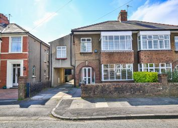 Thumbnail 4 bedroom semi-detached house for sale in St Isan Road, Heath, Cardiff