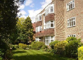 Thumbnail 2 bed flat to rent in Imber Close, Ember Lane, Esher, Surrey