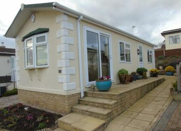 Thumbnail 1 bed mobile/park home for sale in Cottage Park, Ross-On-Wye