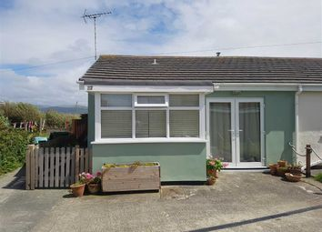 Thumbnail 2 bed semi-detached bungalow for sale in Caegwylan, Borth