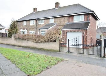 Thumbnail 4 bedroom semi-detached house for sale in Bowden Wood Cresent, Sheffield