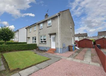 Thumbnail 2 bed semi-detached house for sale in Commore Avenue, Barrhead, Glasgow