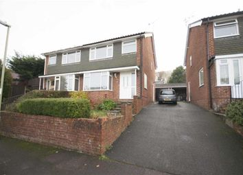 Thumbnail 3 bed semi-detached house to rent in Cricket Drive, Waterlooville