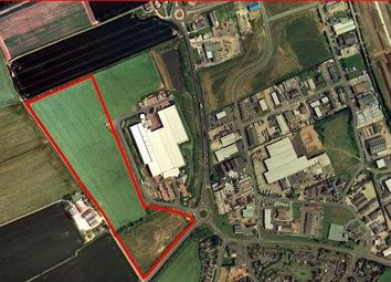 Thumbnail Land for sale in Land Northfields, Off Grimsby Road, Louth, Lincolnshire