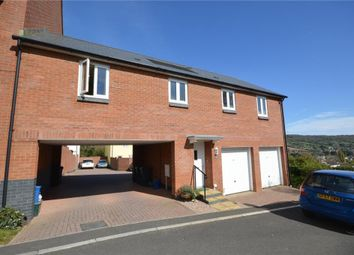 Thumbnail 2 bed flat for sale in Lindemann Close, Sidford, Sidmouth, Devon