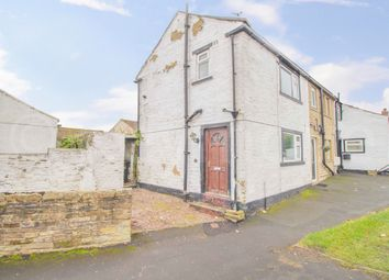 Thumbnail 2 bed end terrace house for sale in Back Lane, Clayton Heights, Bradford