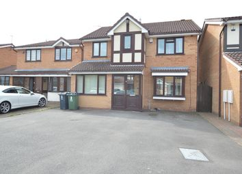 Thumbnail 4 bed property for sale in Betony Close, Walsall