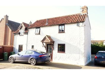 Thumbnail 2 bedroom detached house for sale in Millgate Street, Methwold, Thetford
