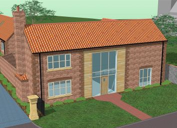 Thumbnail 4 bed detached house for sale in Plot 1, The Farmhouse, Manor Farm, Church Lane, Ulceby, North Lincolnshire