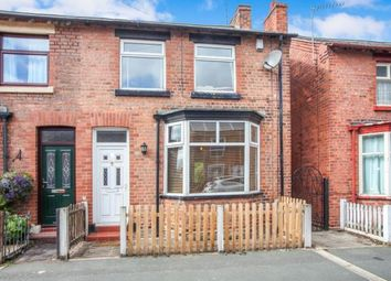 Thumbnail 3 bed semi-detached house for sale in Bond Street, Northwich, Cheshire, .