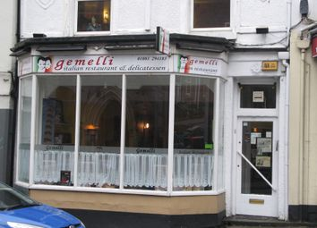 Thumbnail Restaurant/cafe for sale in 172 Union Street, Torquay