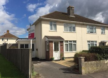 Thumbnail 3 bed end terrace house for sale in Chapel Crescent, Southampton